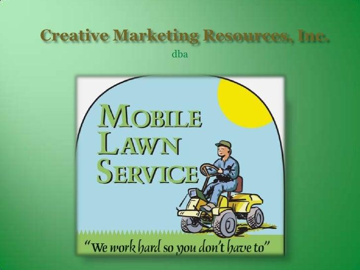 Creative Marketing Resources, Inc.<br />dba<br />