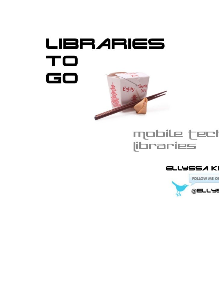 Mobile Tech in Libraries