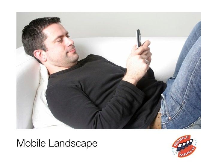 Mobile Landscape