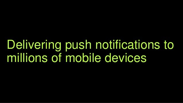 Mobile March Windows Azure Notification Hubs