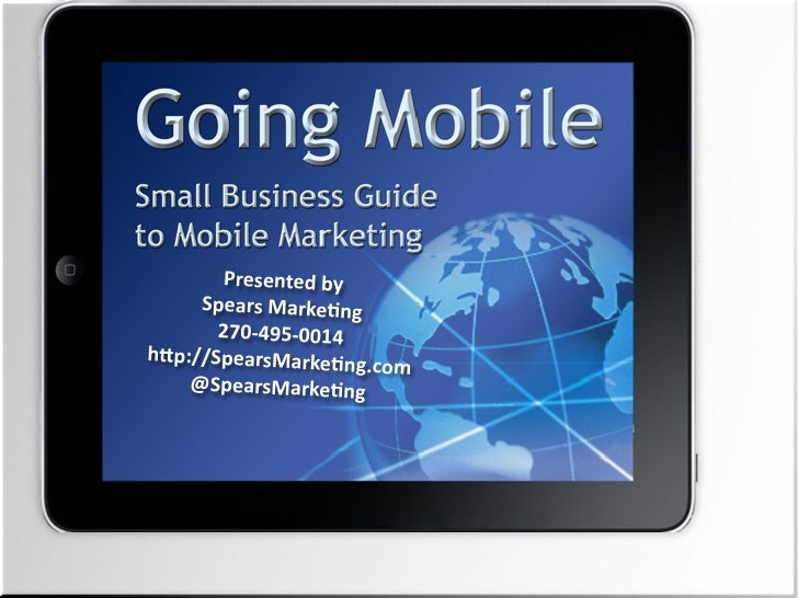 Mobile Marketing for Local Businesses