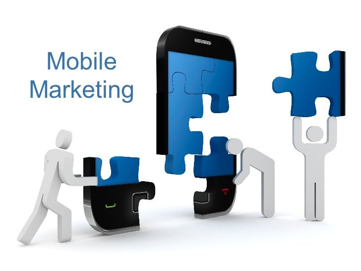 Mobile Marketing: Everything You Need To Know