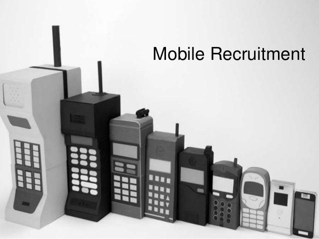 Mobile Marketing /Mobile Recruitment sessie 123Mobile Event (oktober 2013)