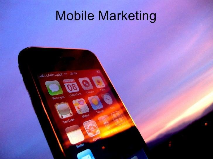Mobile marketing, brandpromo, 2011