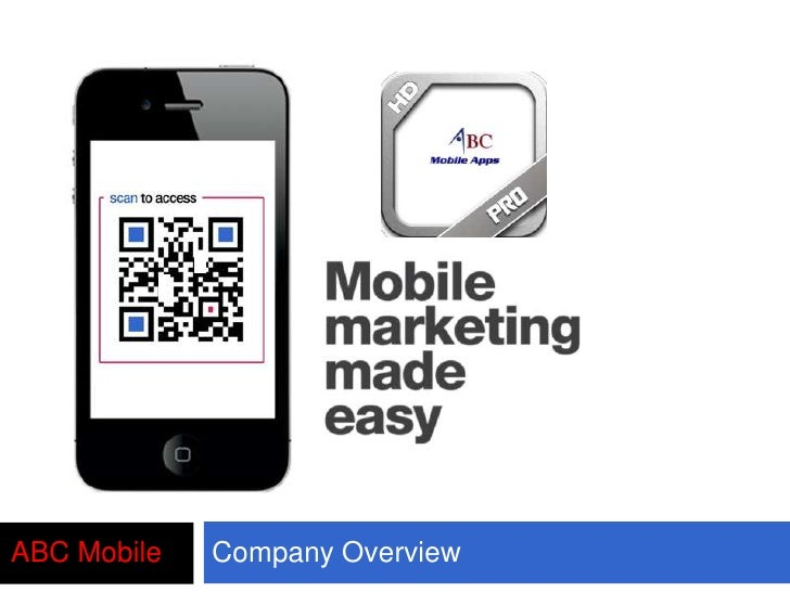 Mobile Marketing Abcmobileapps.com