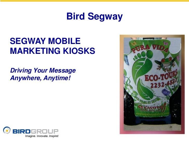 Mobililty  Marketing _Segway