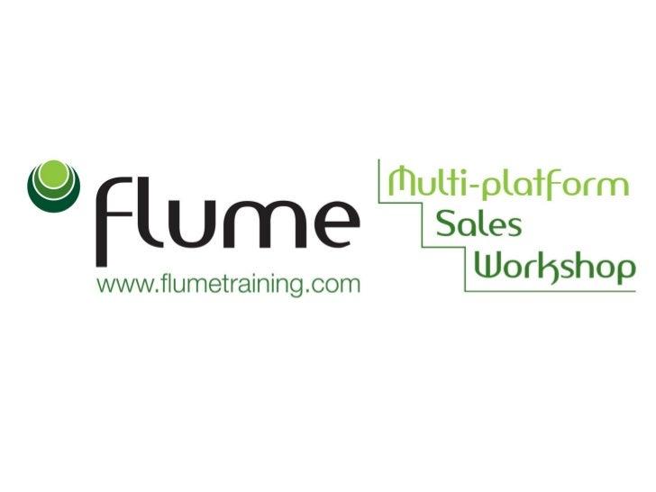 Flume Mobile Media Strategies 2012