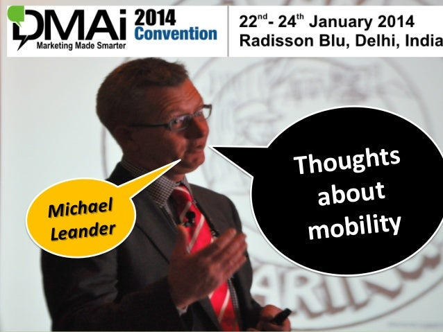 Michael   Leander    oughts   Th about   obility   m