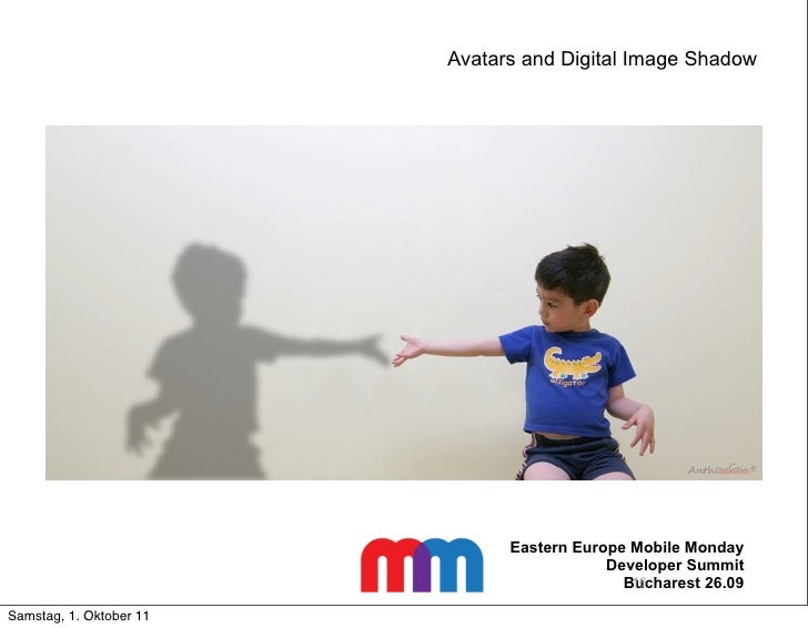 "Digital Information Shadows and Avatars: ""Mobile Augmented Reality C…"