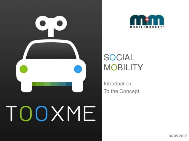 MobileMonday Switzerland - Tooxme