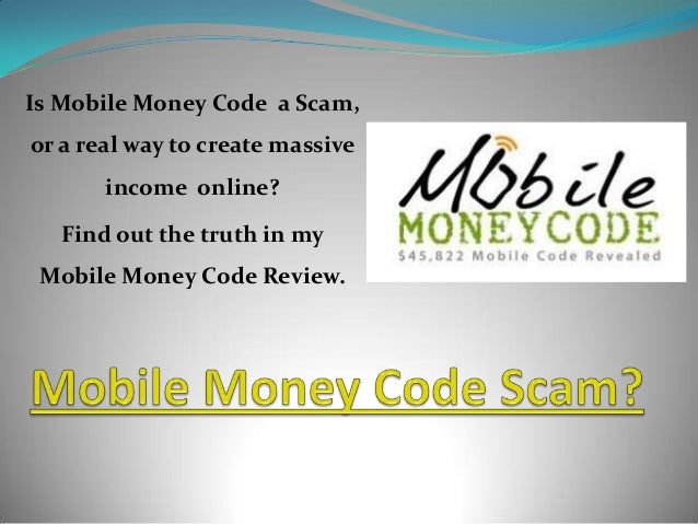 money mobile code reviews