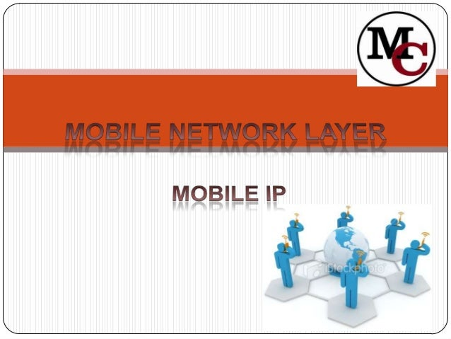 Mobile network layer (mobile comm.)