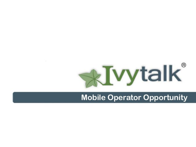 Mobile Operators and OTT Messaging