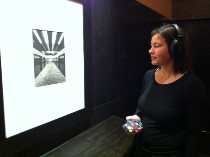 Guided Expectationsa case study of a sound  collage audio guide Ditte Laursen, Danish Center for Advanced Media Materials