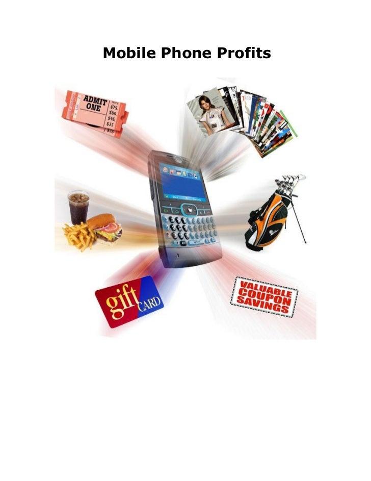 Mobile Phone Advertising: Business Mobile Users Revealed! (Sneak Peak)