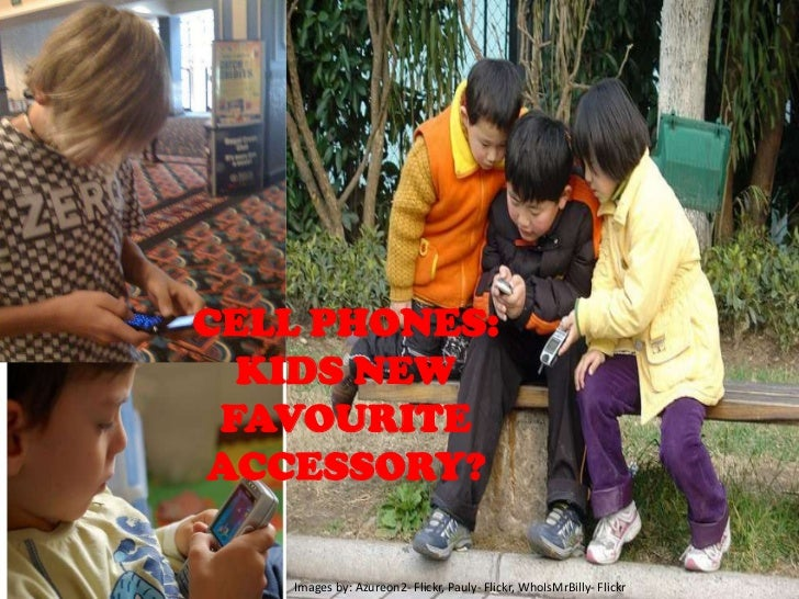 Kids and Mobile Phones