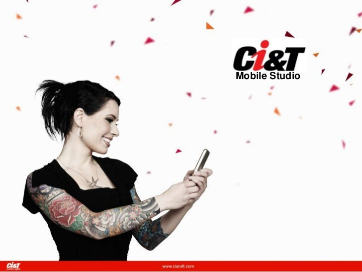 Ci&T Mobile App Development for the Enterprise, Consumers and Startups