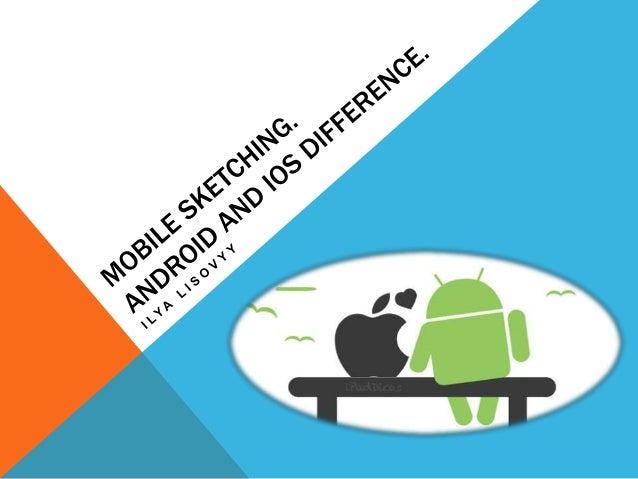 CHALLENGE iOS Design Android Design