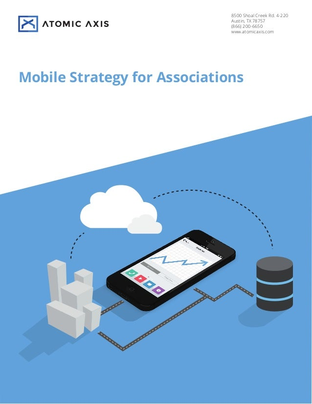 Mobile Strategy for Non-Profits and Associations