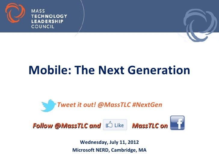 Mobile Summit Content is King!