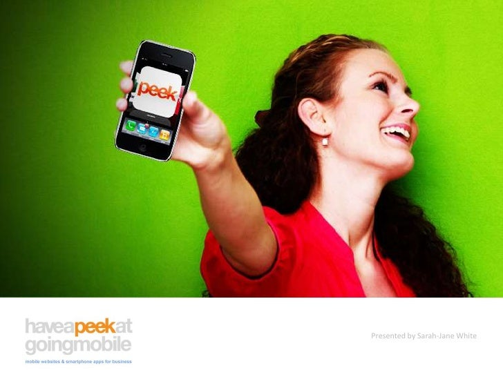 Have a Peek at Mobile Marketing