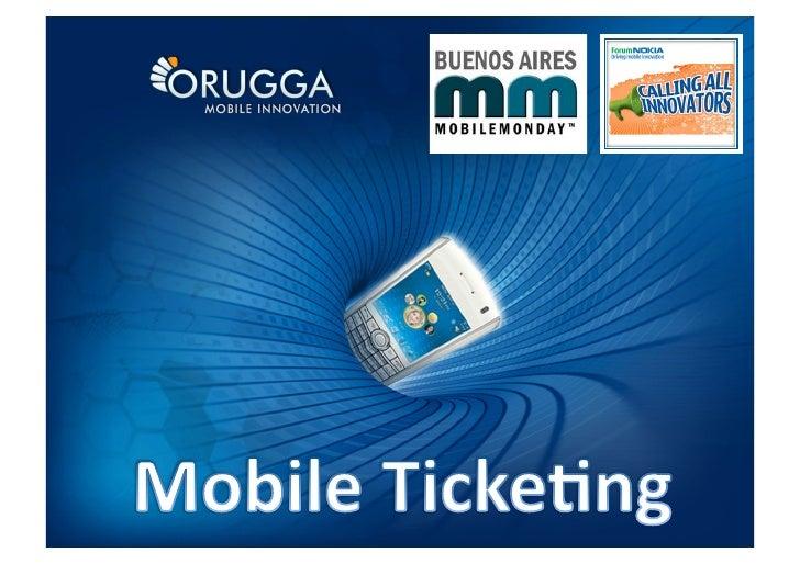 Orugga leading case - Winner Americas 2009 Calling all innovators Nokia