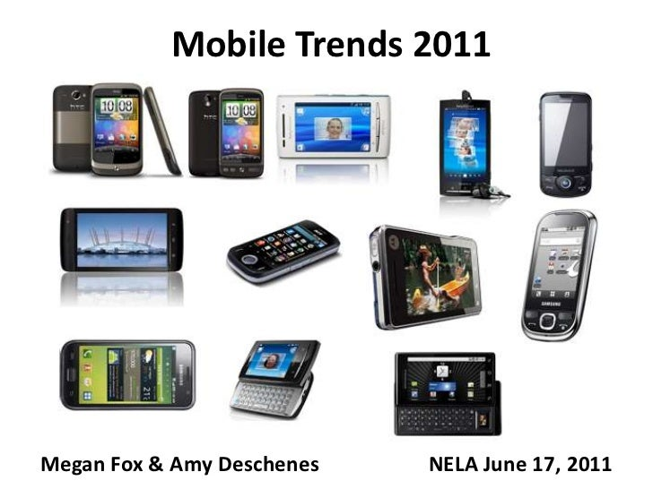 Mobile Library Trends NELA June 2011