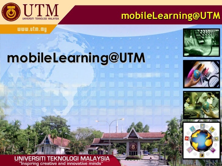 Mobile utm
