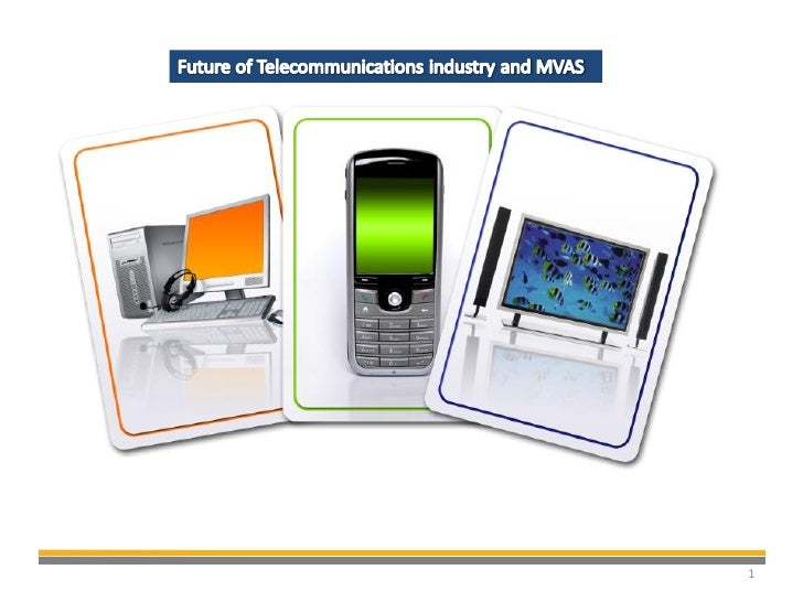 Mobile VAS - Current and Future