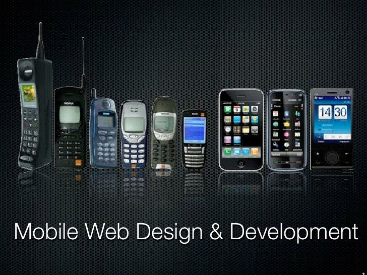 Mobile Web Design & Development