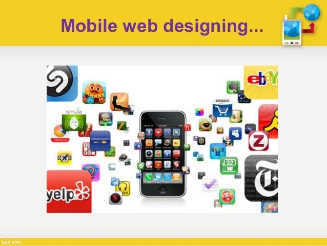 Mobile web designing...