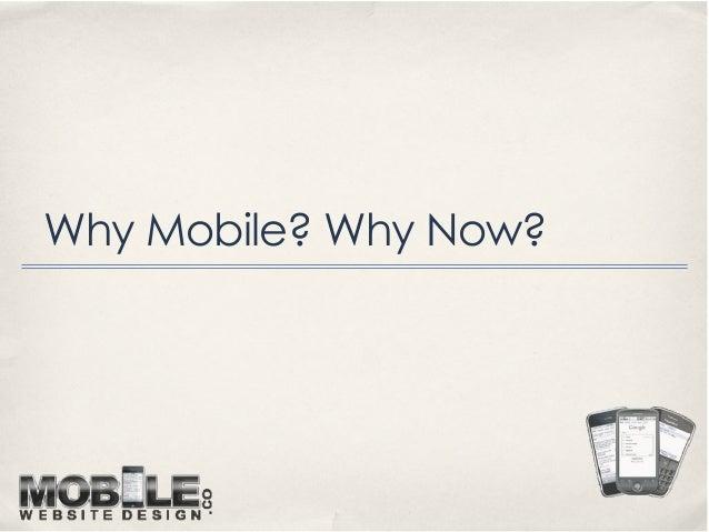 Best Mobile Websites