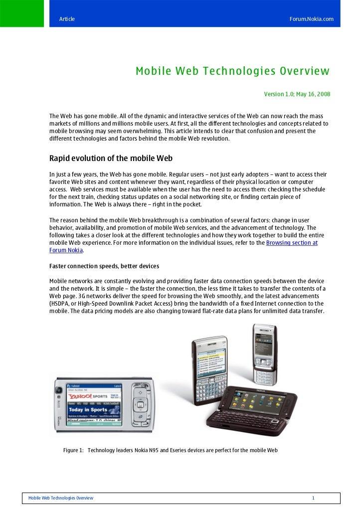 Article                                                                                       Forum.Nokia.com             ...