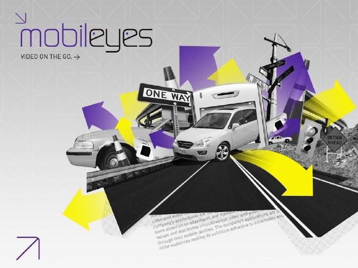 3dMobileyes Media Presentation