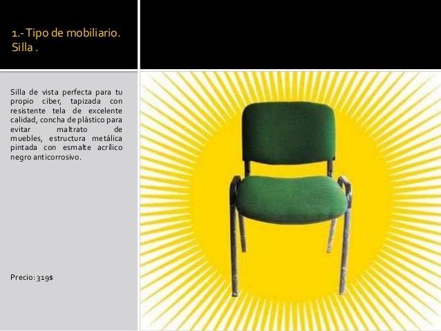 Mobiliario de ciber cafe for Mobiliario para cafes