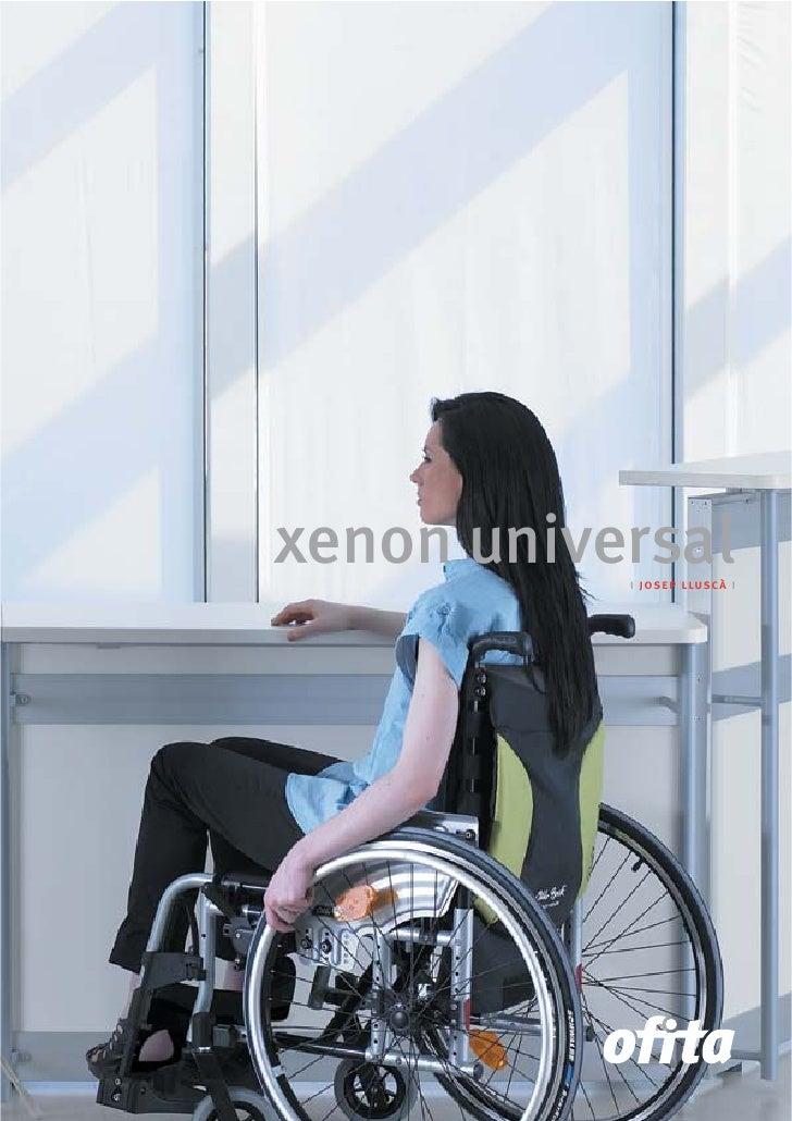 Mobiliario de Oficina Universal XENON UNIVERSAL