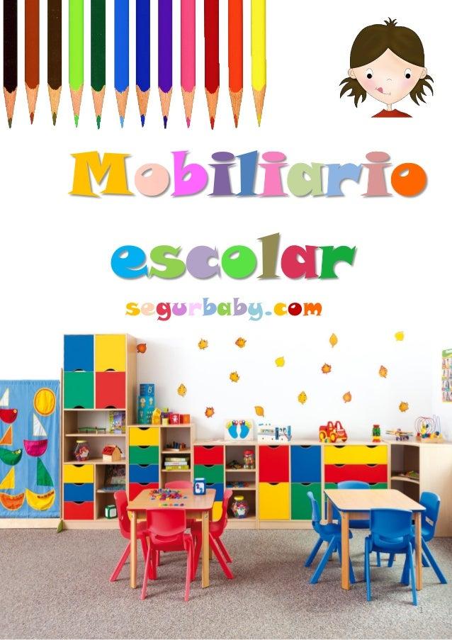 Cat logo de mobiliario escolar for Mobiliario para escuelas