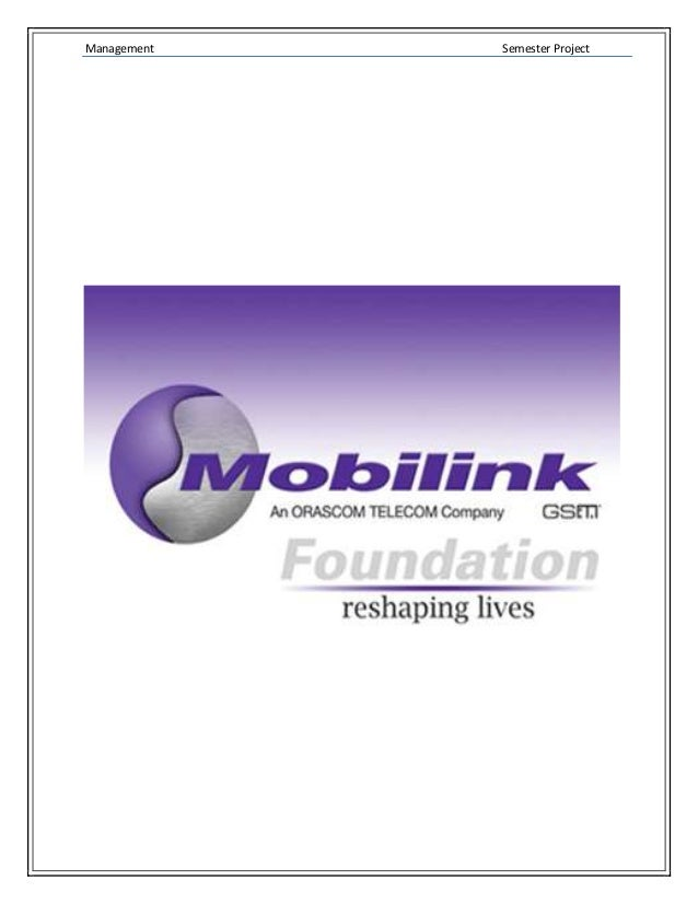 Mobilink project