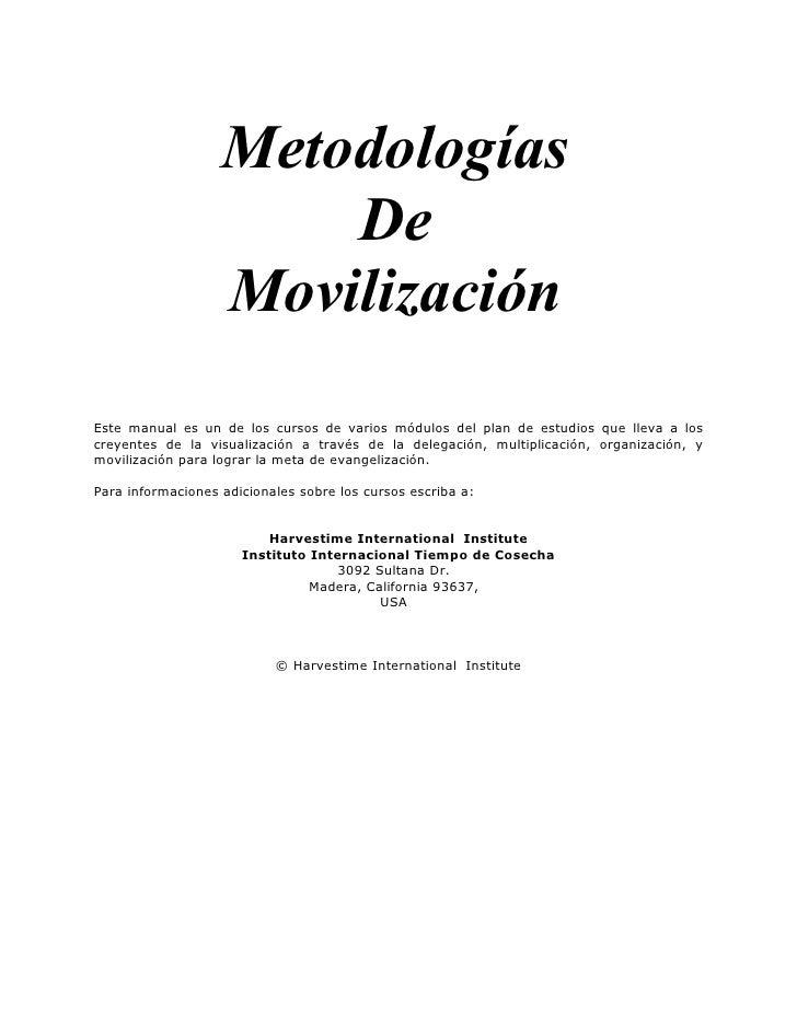 Mobilizacion