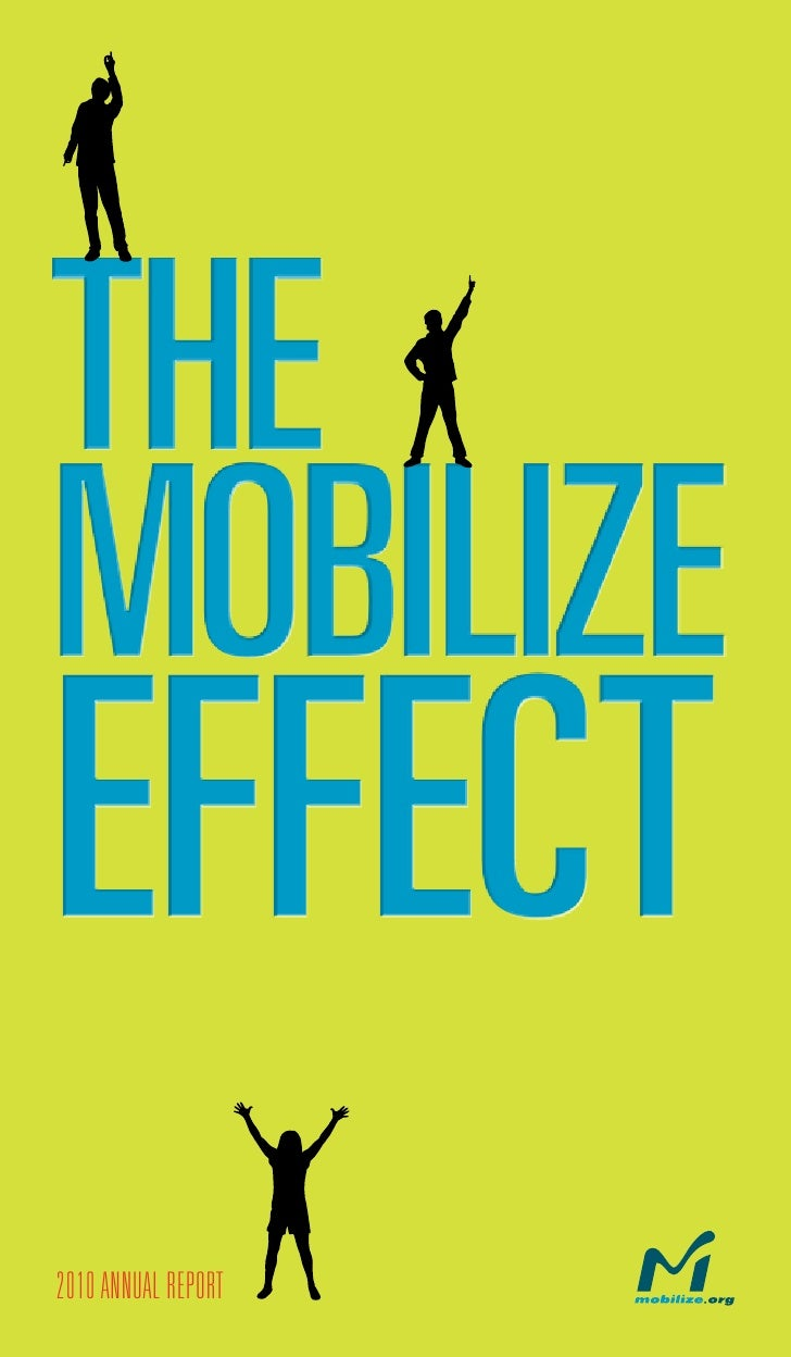Mobilize.org Annual Report