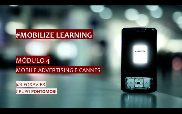 Mobilize Learning | Módulo 4