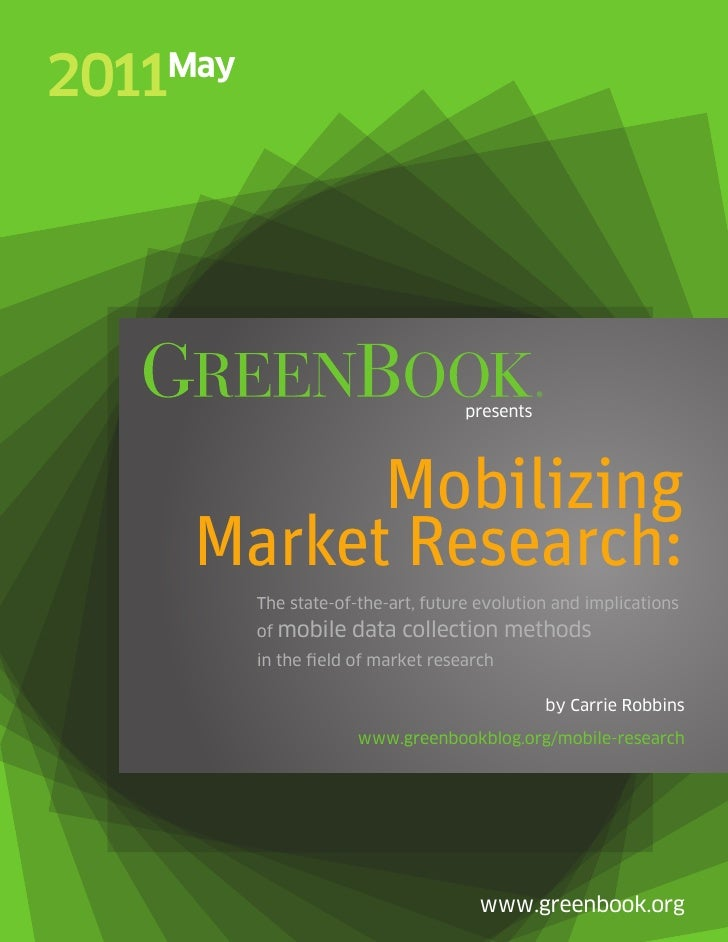 MobilizingMarket Research: