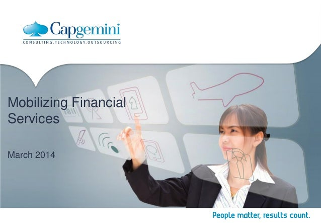 Mobilizing Financial Services March 2014