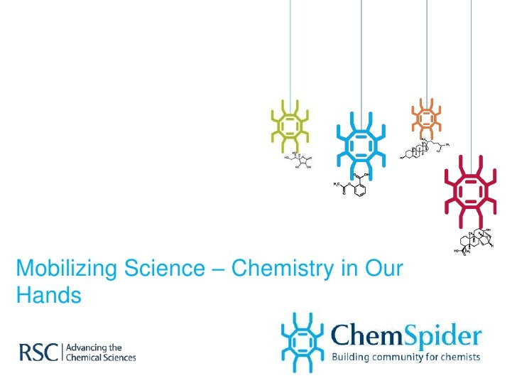 Mobilizing Chemistry - Chemistry in Our Hands
