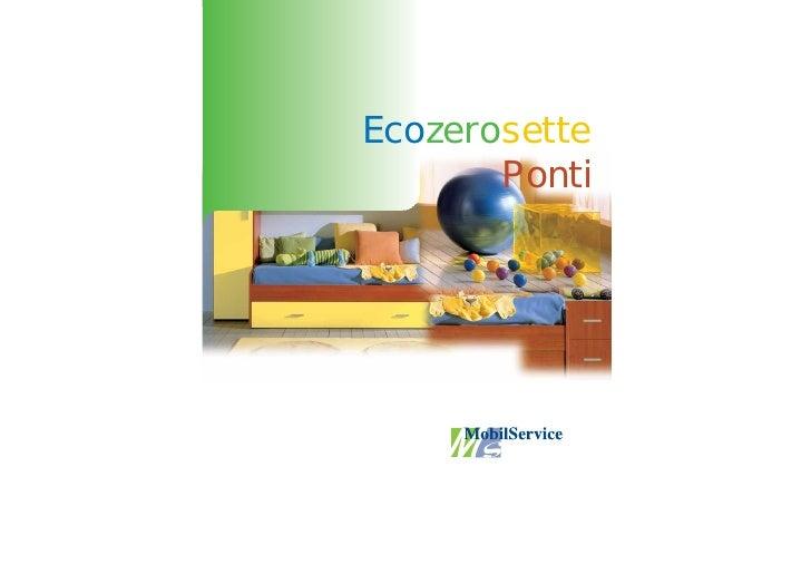 Ecozerosette        Ponti