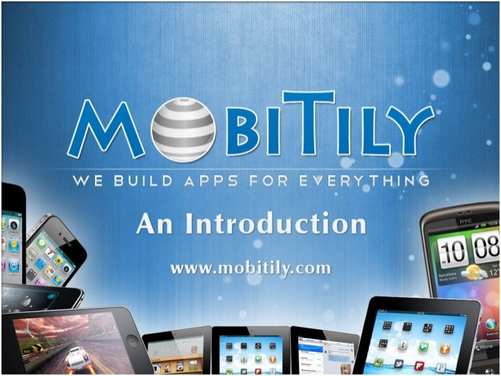 About MobiTily.com