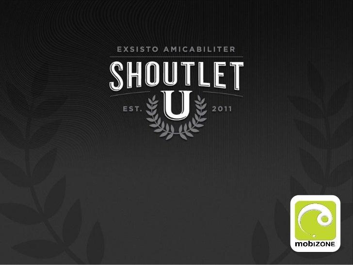 shoutlet social media tool