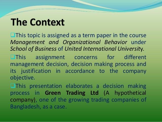 Write my organizational behavior essay topics
