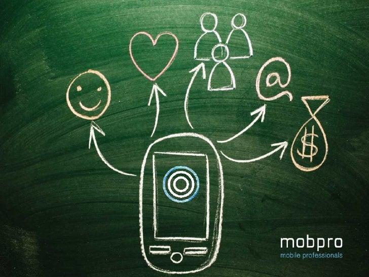 Mobile Internet – Where Is The Money?            Edwin Metselaar