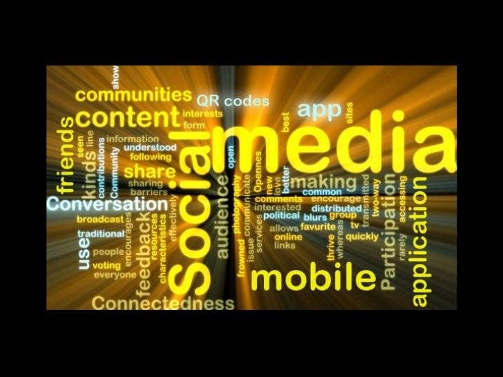 Mobile & Social Media: Practical Advice